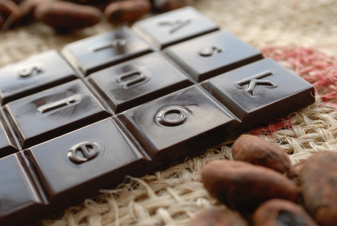 62% Dark Milk Chocolate + Fleur de Sel Sea Salt Bar