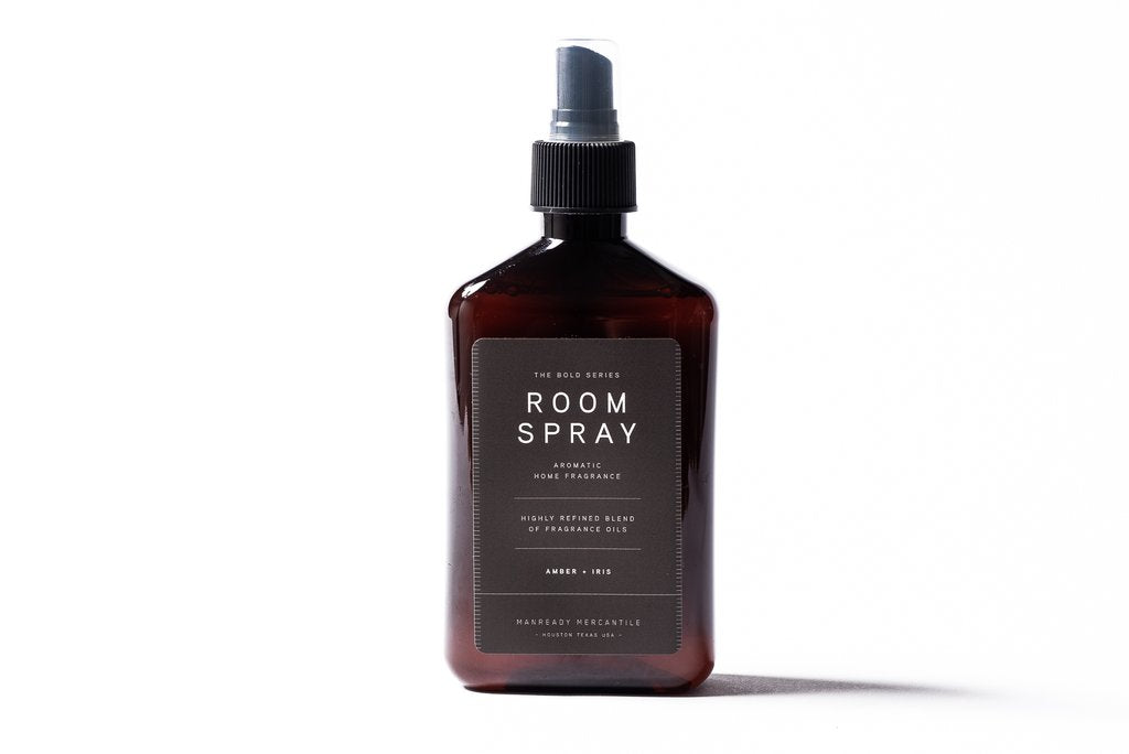 The Bold Series Room Spray - Amber + Iris