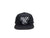 Anti-Social Surf Club Snapback - Black