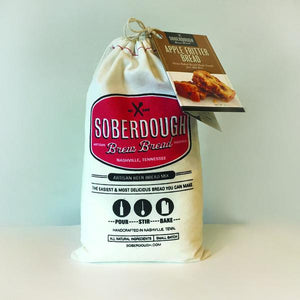 Soberdough Brew Bread - Apple Fritter