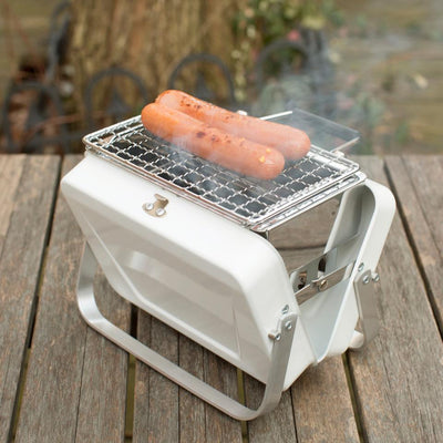 Small Briefcase Barbeque
