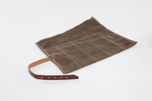Tool Roll - Field Tan