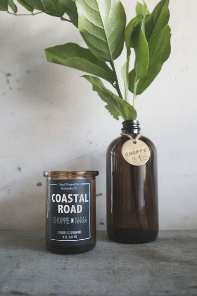 Coastal Road Candle