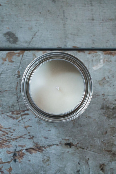 Tin Candle - Spruce