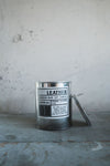 Tin Candle - Leather