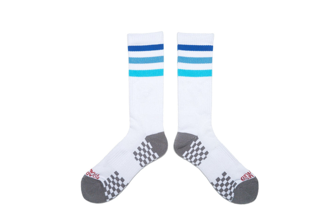Stripes Socks - Aquatic (Blues)