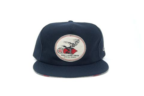 Don't Think Twice Strapback - Wool