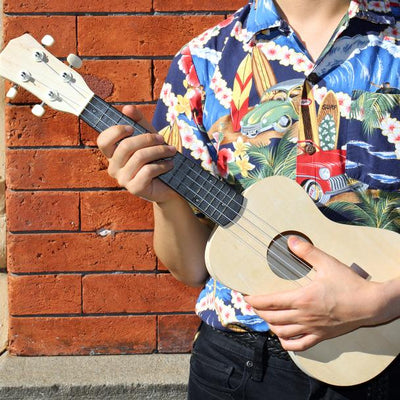 MAKE YOUR OWN UKULELE