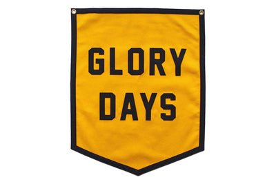 Banner - Glory Days