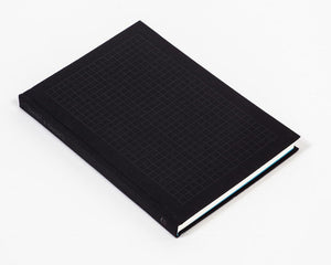 Grids & Guides: A Notebook for Visual Thinkers - Black