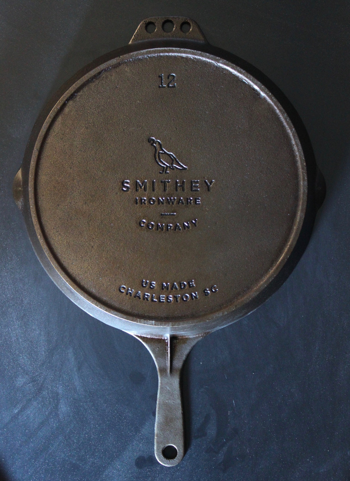 No. 12 Cast Iron Skillet