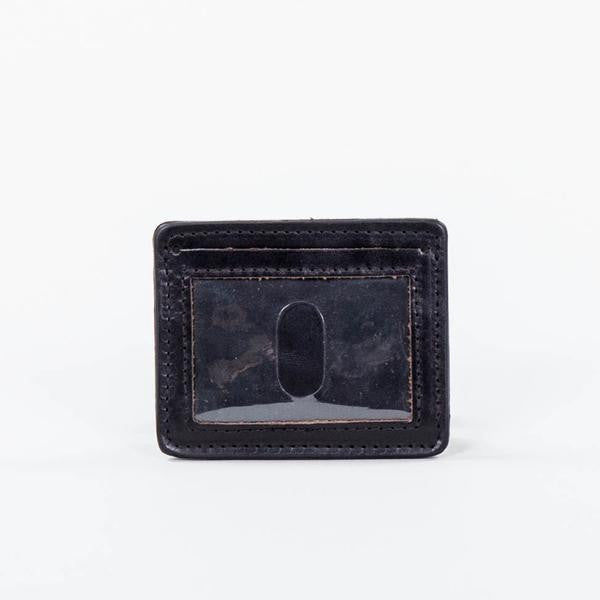 First Fleet Utility Wallet - Horween Black