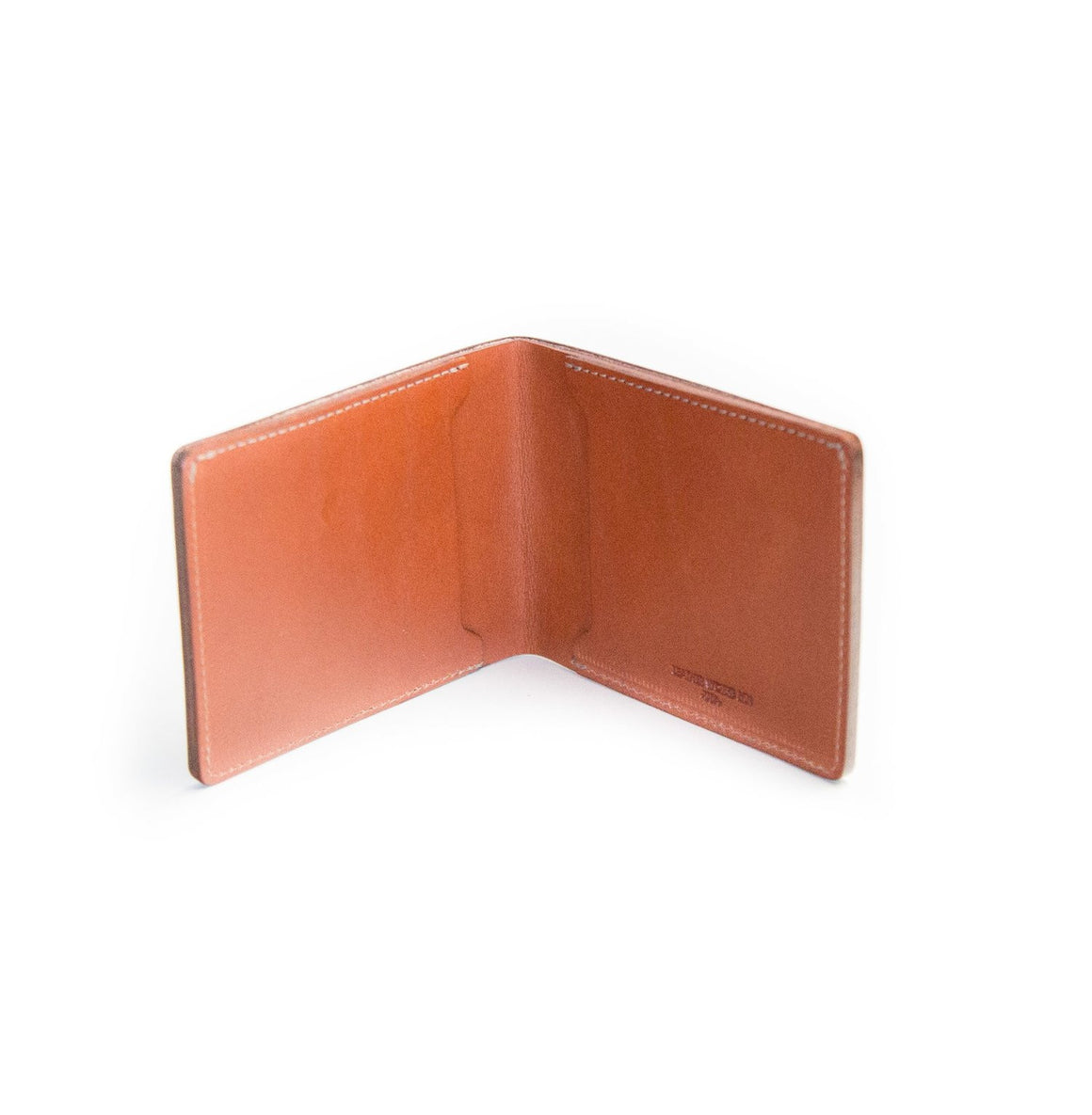 Dad's Billfold - Chestnut