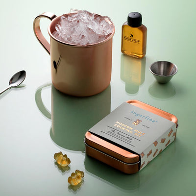 Carry On Cocktail Kit - Moscow Mule Bears