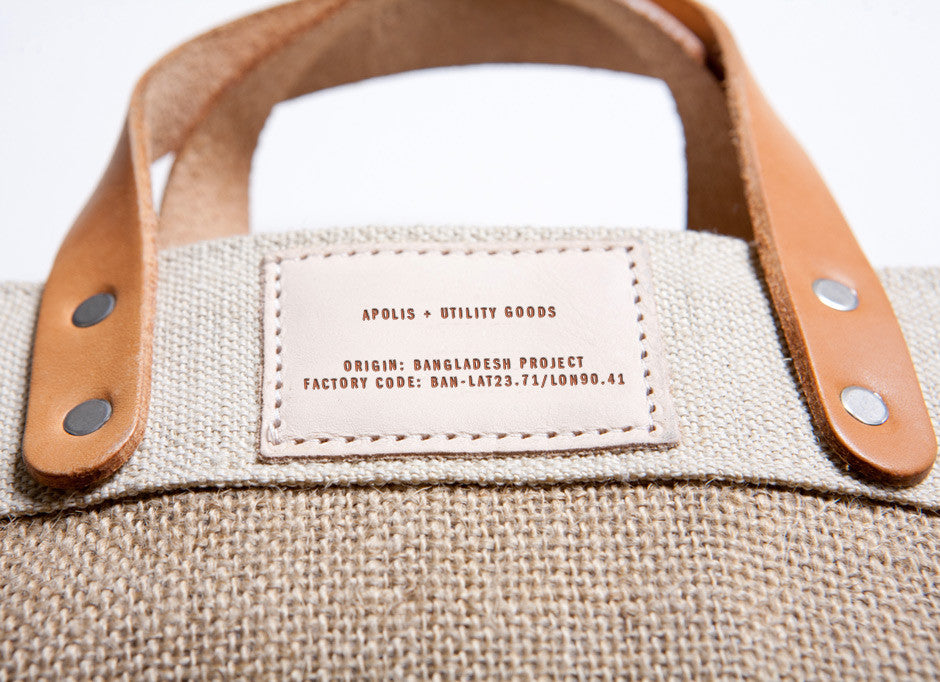 City Series Market Bag - Marin