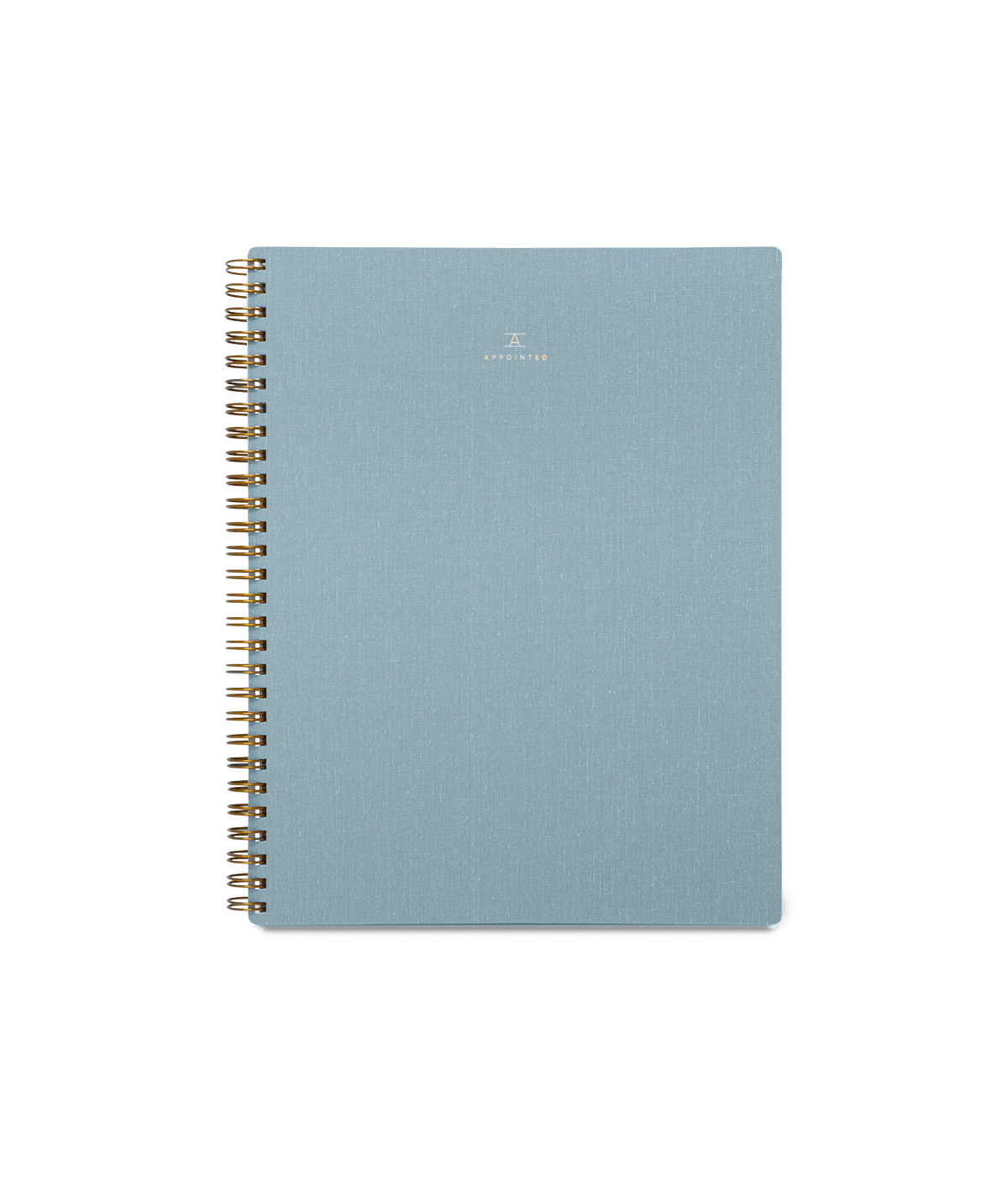 Workbook - Chambray Blue (Grid)