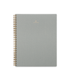 Notebook - Dove Gray (Grid)