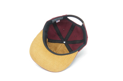 On the Road Strapback - Wool