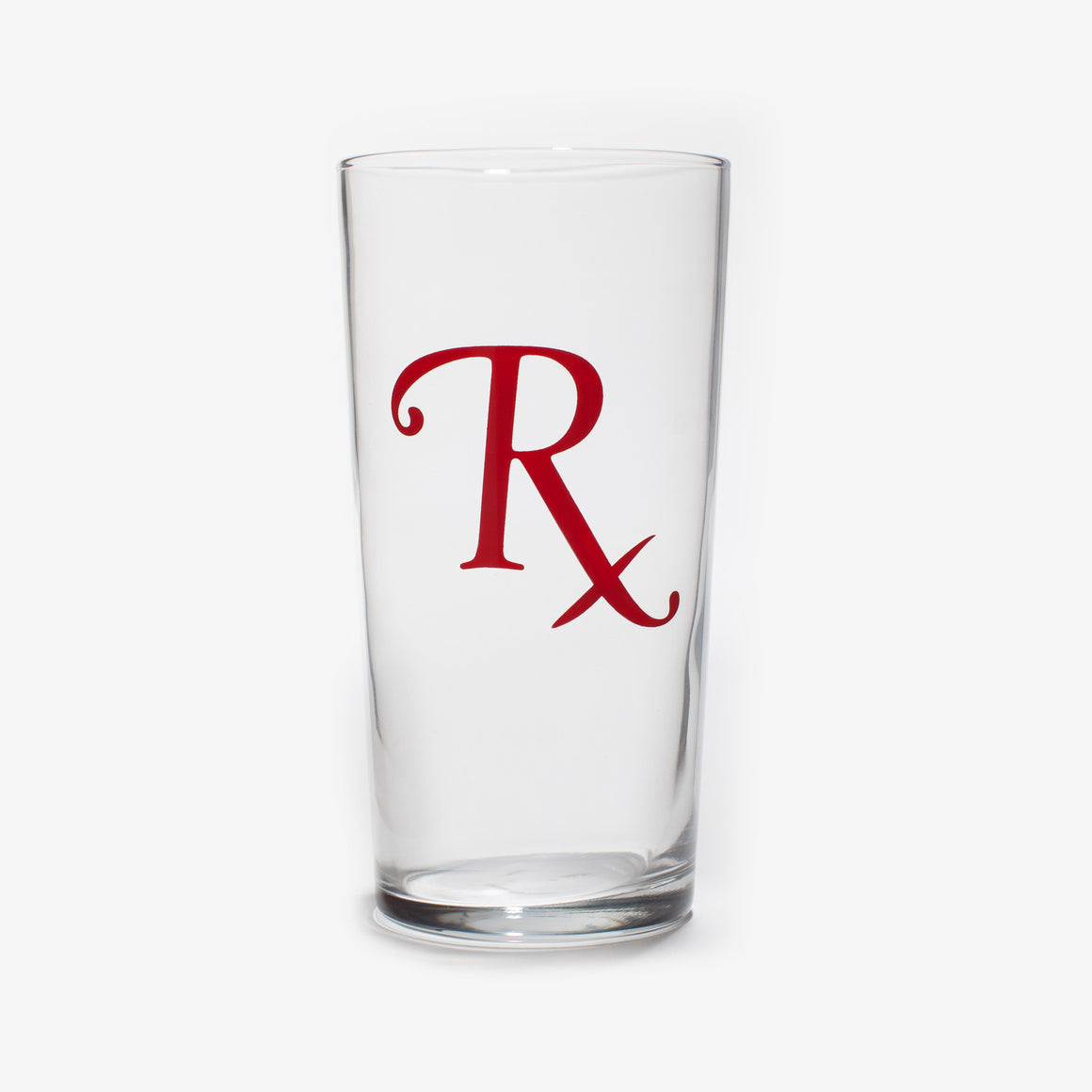 Rx Pint Glass