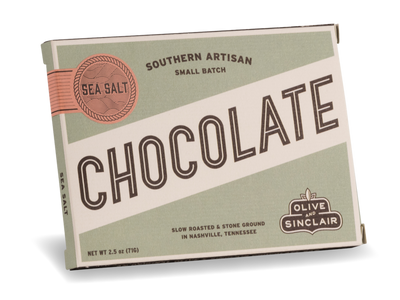 Sea Salt Chocolate Bar