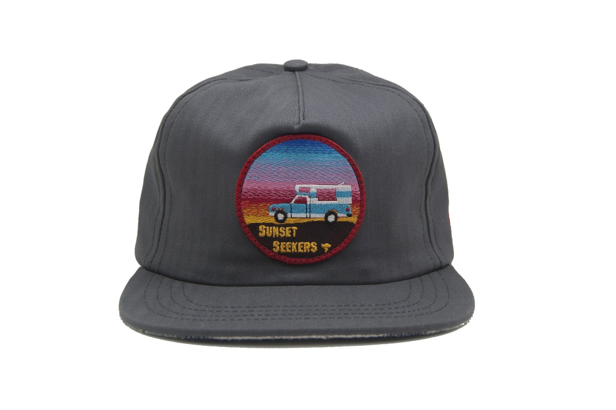 Sunset Seekers Strapback
