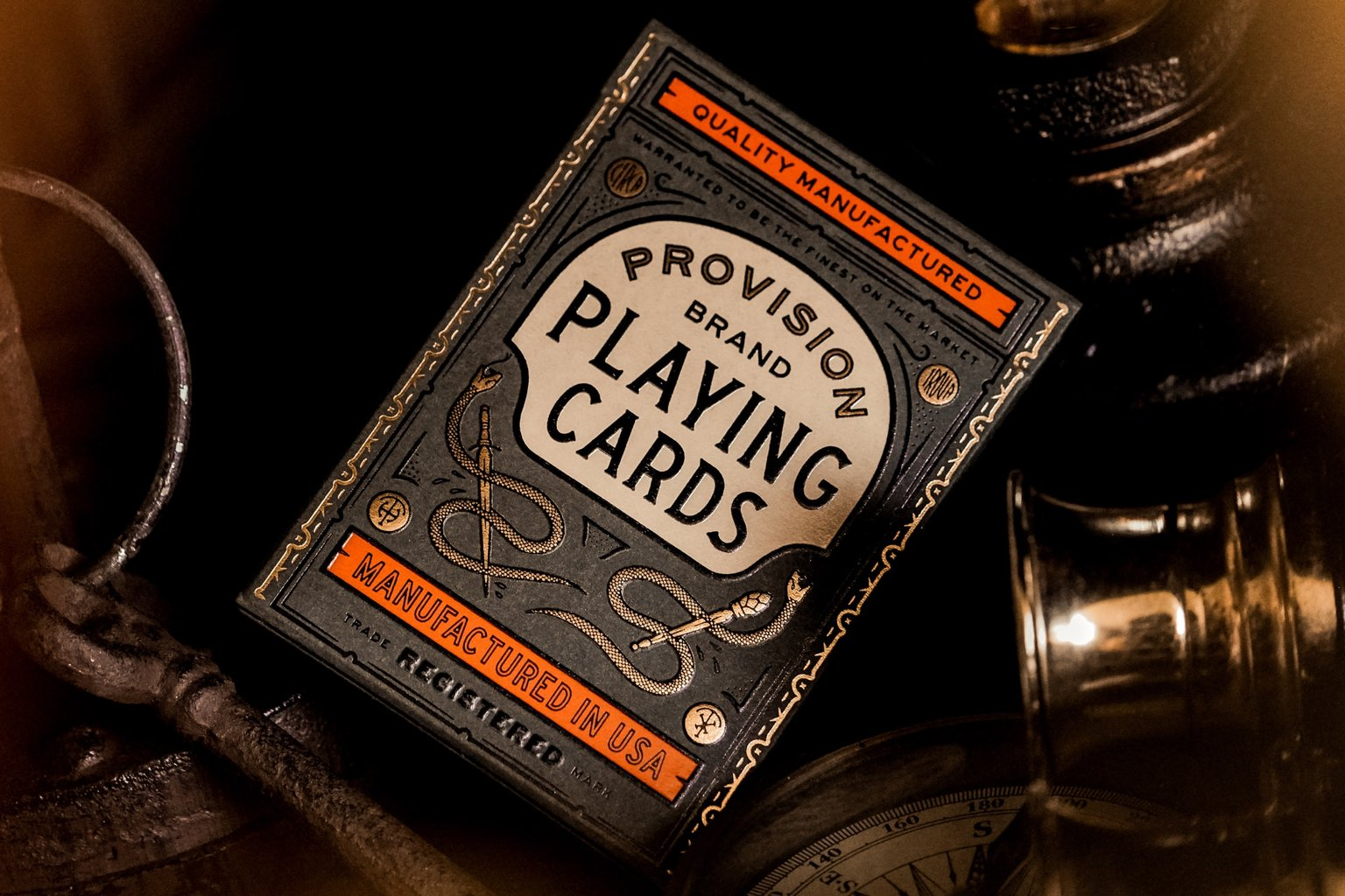 Provisions Playing Cards