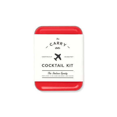 Carry On Cocktail Kit - The Italian Spritz