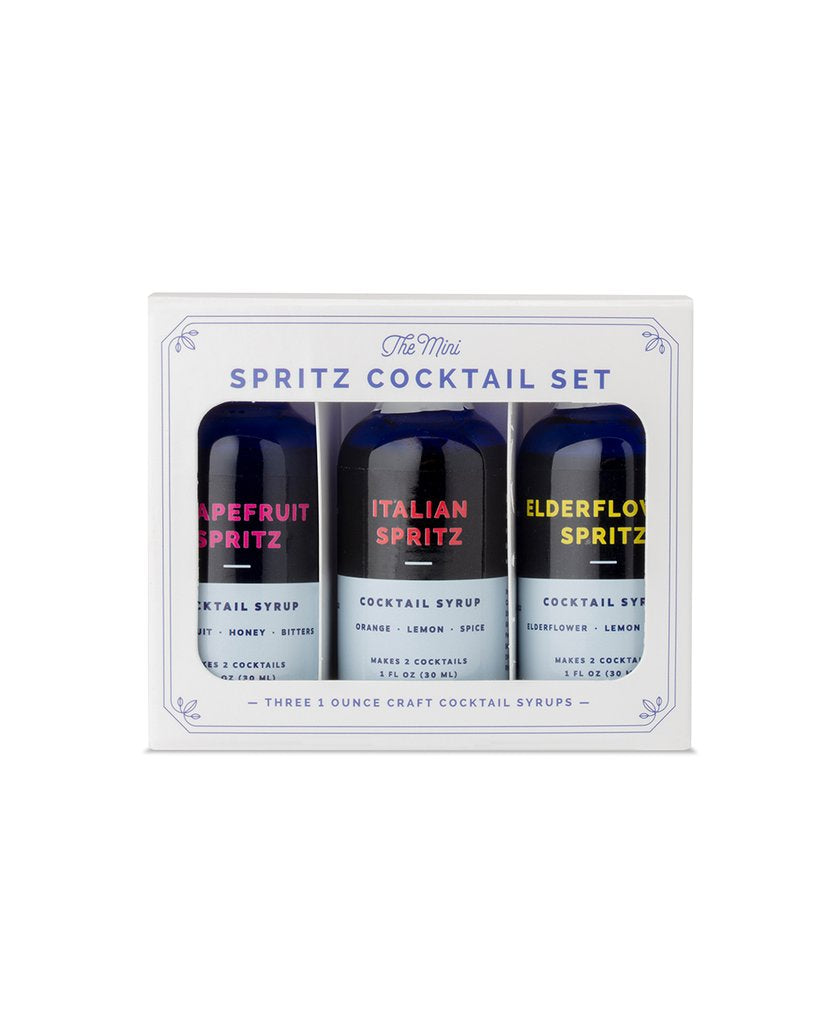 Spritz Cocktail Syrup - 3-Pack Set