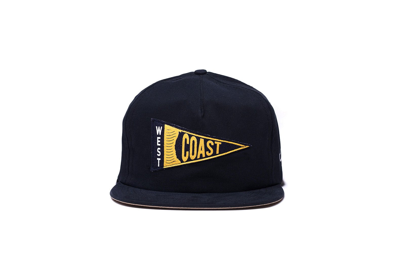 West Coast Pennant Strapback