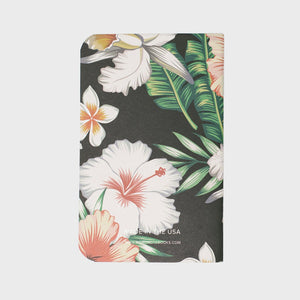 Word. Notebooks - Aloha Flowers (3 Pack)