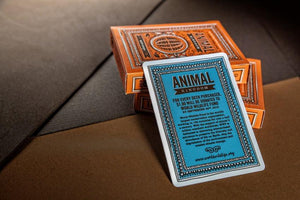 Animal Kindgom Playing Cards