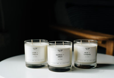Earthy Candle Collection