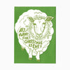 Christmas Ewe (You) Card
