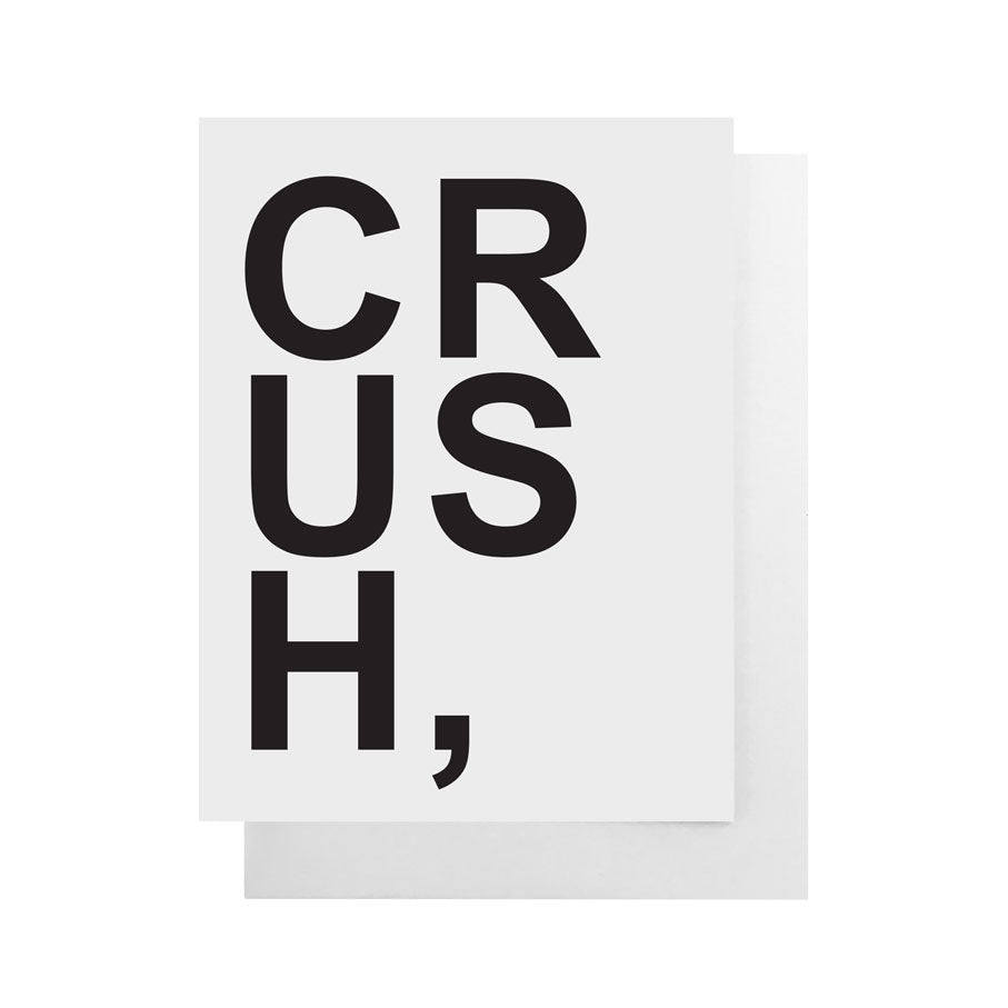 Crush Card