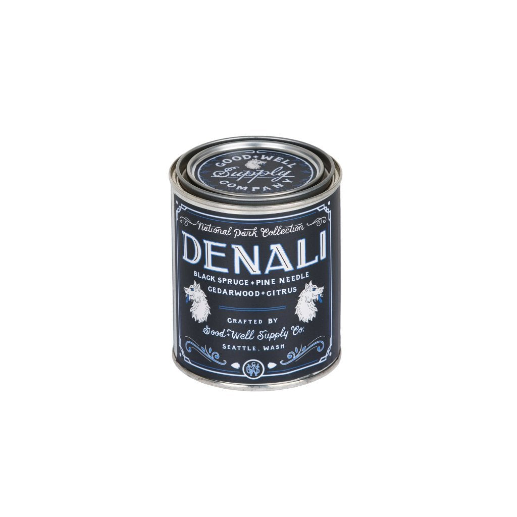 Denali National Park Candle