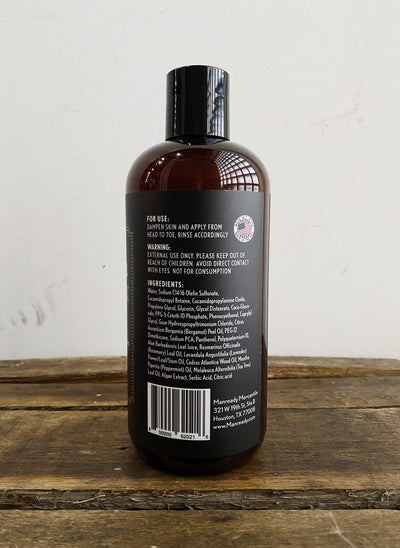 Daily Bodywash - Bergamot + Mint
