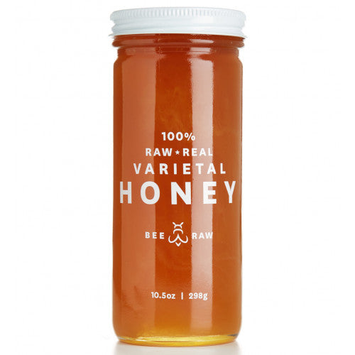 Raw Maine Blueberry Honey