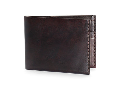 No. 6 Wallet - Malbec