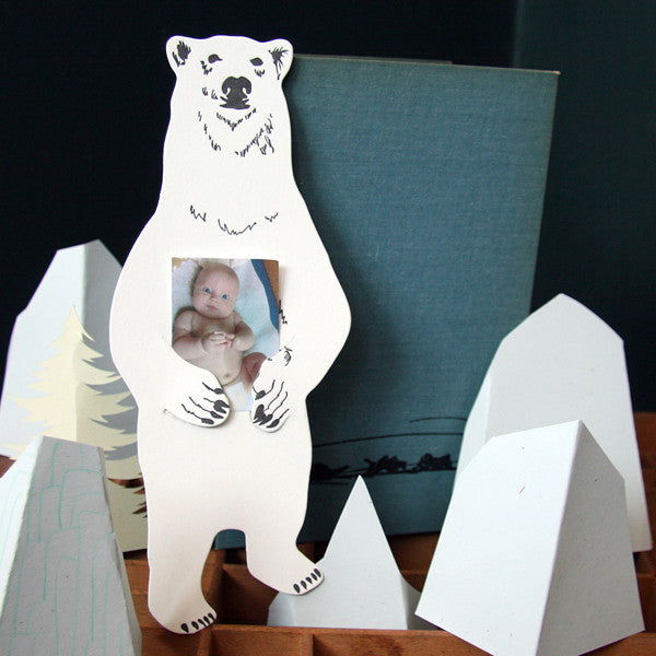 Cool Polar Bear Card