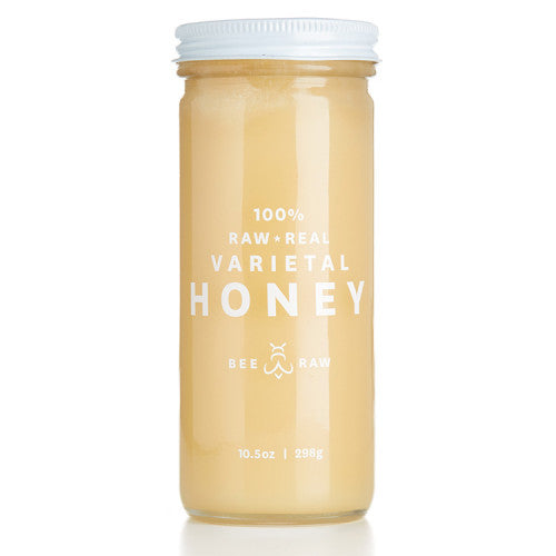 Raw Colorado Star Thistle Honey