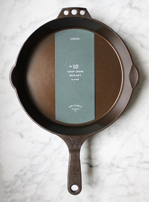 No. 10 Cast Iron Skillet