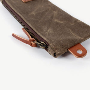 Pencil Pouch - Field Tan
