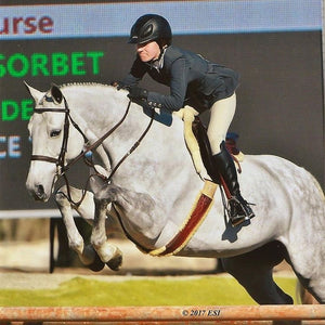 Grace Tuton's Inspirational Dedication to Her Four Legged Partners