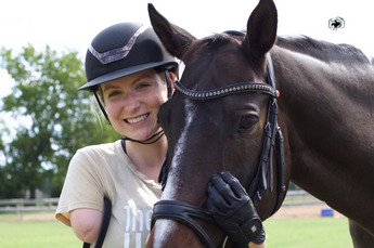 The Inspirational Story of Lily Rhodes Proves You Can't Keep a Good Rider Down.