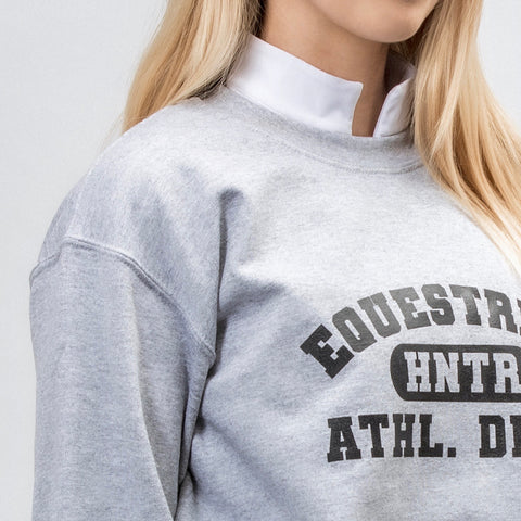 ATHLETIC DEPARTMENT Sweatshirt | Hunter | London