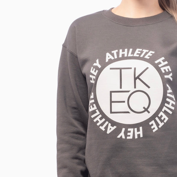 HEY ATHLETE Sweatshirt | Timeless