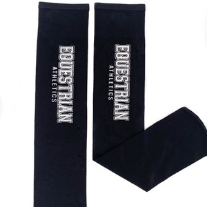 EQUESTRIAN ATHLETICS Boot Socks | Classic Black