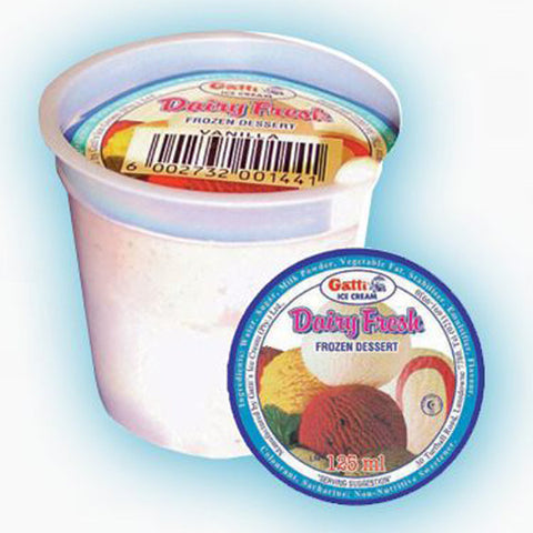 125ml Dairy Fresh Sorbet