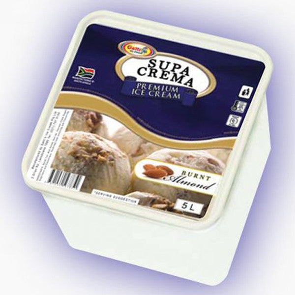 5 Litre Old Fashioned Supa Crema Ice Cream