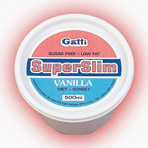 500ml Super Slim Sorbet